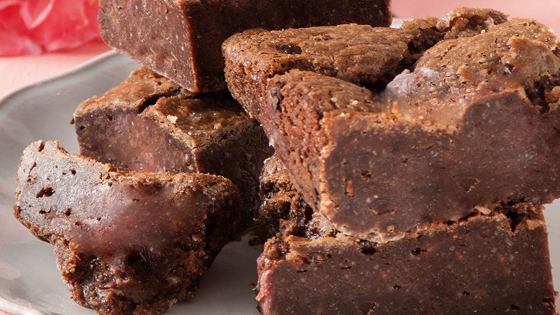 Brownies με Μαύρη Μπίρα